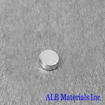 ALB-DN0028 Neodymium Disc Magnet