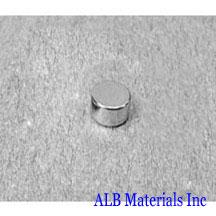 ALB-DN0032 Neodymium Disc Magnet