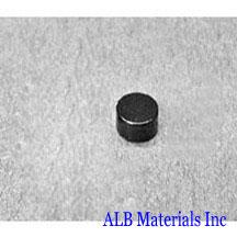 ALB-DN0033 Neodymium Disc Magnet