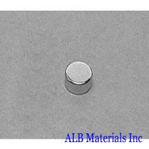 ALB-DN0034 Neodymium Disc Magnet