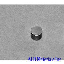 ALB-DN0036 Neodymium Disc Magnet