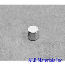 ALB-DN0037 Neodymium Disc Magnet