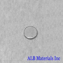 ALB-DN0040 Neodymium Disc Magnet