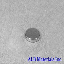 ALB-DN0042 Neodymium Disc Magnet