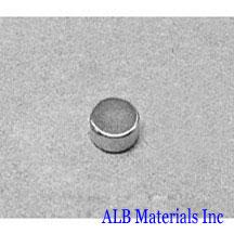 ALB-DN0045 Neodymium Disc Magnet