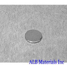 ALB-DN0050 Neodymium Disc Magnet