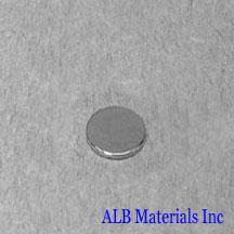 ALB-DN0051 Neodymium Disc Magnet