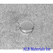 ALB-DN0052 Neodymium Disc Magnet