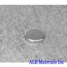 ALB-DN0055 Neodymium Disc Magnet