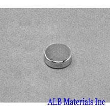 ALB-DN0058 Neodymium Disc Magnet