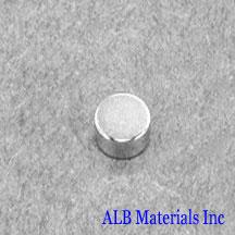 ALB-DN0060 Neodymium Disc Magnet