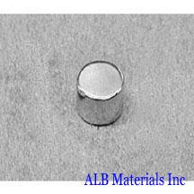 ALB-DN0064 Neodymium Disc Magnet