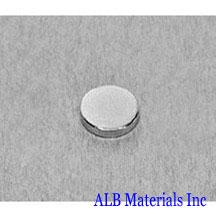ALB-DN0070 Neodymium Disc Magnet