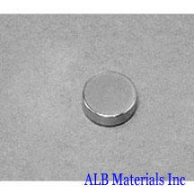 ALB-DN0073 Neodymium Disc Magnet