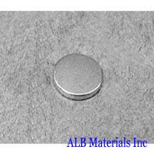 ALB-DN0083 Neodymium Disc Magnet