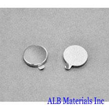 ALB-DN0085 Neodymium Disc Magnet