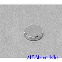 ALB-DN0087 Neodymium Disc Magnet