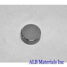 ALB-DN0089 Neodymium Disc Magnet