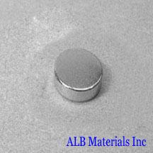 ALB-DN0092 Neodymium Disc Magnet