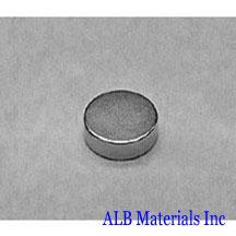 ALB-DN0093 Neodymium Disc Magnet