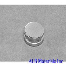ALB-DN0097 Neodymium Disc Magnet