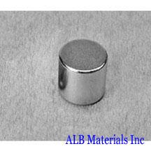 ALB-DN0100 Neodymium Disc Magnet