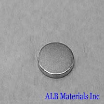 ALB-DN0104 Neodymium Disc Magnet