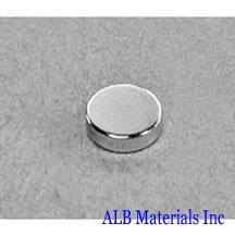 ALB-DN0105 Neodymium Disc Magnet