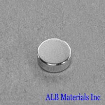 ALB-DN0106 Neodymium Disc Magnet