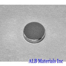 ALB-DN0107 Neodymium Disc Magnet