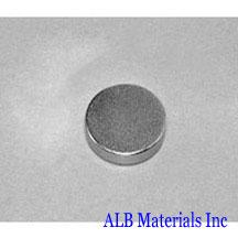 ALB-DN0108 Neodymium Disc Magnet