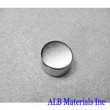 ALB-DN0109 Neodymium Disc Magnet