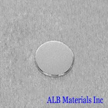 ALB-DN0115 Neodymium Disc Magnet