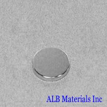 ALB-DN0117 Neodymium Disc Magnet