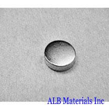 ALB-DN0120 Neodymium Disc Magnet