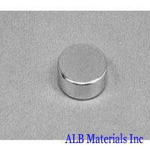 ALB-DN0124 Neodymium Disc Magnet