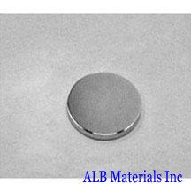 ALB-DN0129 Neodymium Disc Magnet