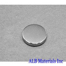 ALB-DN0130 Neodymium Disc Magnet