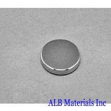 ALB-DN0131 Neodymium Disc Magnet