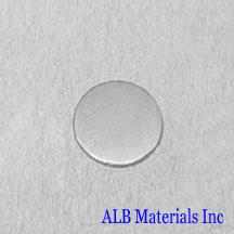 ALB-DN0137 Neodymium Disc Magnet