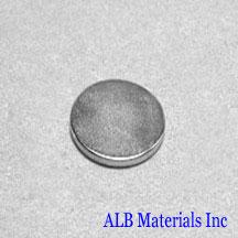 ALB-DN0139 Neodymium Disc Magnet