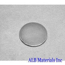 ALB-DN0158 Neodymium Disc Magnet