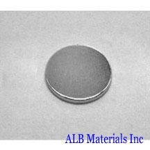 ALB-DN0159 Neodymium Disc Magnet