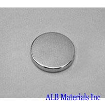 ALB-DN0160 Neodymium Disc Magnet