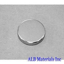 ALB-DN0161 Neodymium Disc Magnet