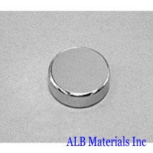 ALB-DN0163 Neodymium Disc Magnet