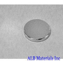 ALB-DN0168 Neodymium Disc Magnet