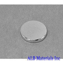 ALB-DN0169 Neodymium Disc Magnet