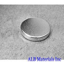 ALB-DN0170 Neodymium Disc Magnet