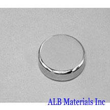 ALB-DN0172 Neodymium Disc Magnet